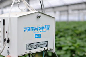 圃場環境測定器イメージ